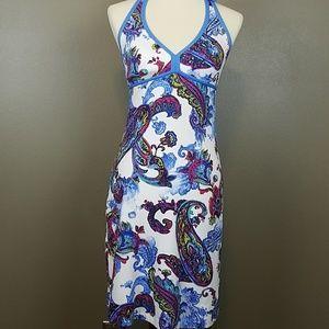 Tommy Bahama Halter Sun/Swim Dress XS